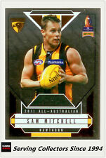 2012 Select AFL Eternity All Australia Team Card AA8 Sam Mitchell (Hawthorn)