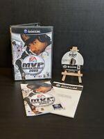 MVP Baseball 2005 (Nintendo GameCube, 2005) *EA Sports*Complete*CIB*Tested*