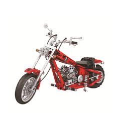 2X Motorrad-Langholzhandwerk Baukasten Spielzeug M7M2 Baukästen & Konstruktion