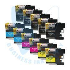 11 PK New LC 203XL 203 Ink Cartridges For Brother J4620DW J480DW J5720DW J885DW