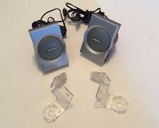 Bose Companion 3 Series I Multimedia PC Speakers - W Brackets Nice Bose Sound W