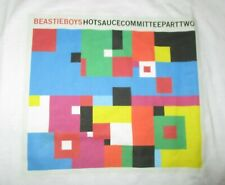 "2011 Beastie Boys ""Hot Sauce Committee Part Two"" Crew Concert Tour (4Xl) T-Shirt"