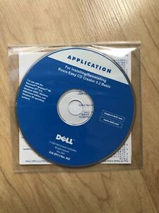 Dell APPLICATION For INSTALLING/ Reinstalling Roxio Easy CD Creator 5.1 Basic