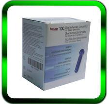 Beurer Lanzetten/aghi sterile 100 St.   3774707 (1st./0,116 €)