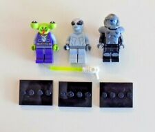 LEGO-MINIFIGURES SERIES 3 X 1 RAY GUN FOR THE SPACE ALIEN FROM SERIES 3 PART