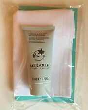 Liz Earle Naturally Active 'Cleanse & Polish' Hot Cloth Cleanser 30ml with cloth
