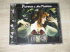 Lungs von Florence +The Machine (2009) CD Album