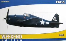GRUMMAN F6F-5 HELLCAT (U.S. NAVY MARKINGS) 1/48 EDUARD WEEKEND EDITION