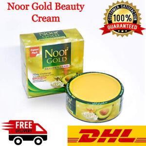 NOOR GOLD Beauty Cream Original 100% Clearing| Smoothing | Brightening |Avocado