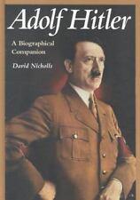 Adolf Hitler: By David Nicholls