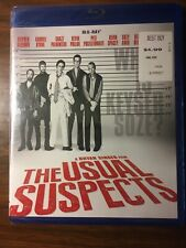 The Usual Suspects (Blu-ray) Brand New & Sealed