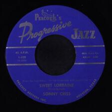 SONNY CRISS: Sweet Lorraine / I've Got It Bad 45 Jazz