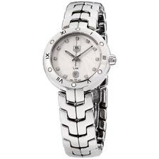Tag Heuer Link Quartz Movement Silver Dial Ladies Watch WAT1413.BA0954
