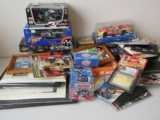 NASCAR : Incredible intact collection of Dale Earnhardt + some Junior & others.