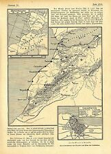 Marokkokriese Aufruhr gegen Sulktan Abdul Asis und französisch- spanische...1907