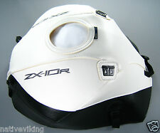 Bagster TANK COVER kawasaki ZX-10R 2012 BAGLUX tank protector cover WHITE 1614D