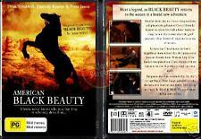AMERICAN BLACK BEAUTY Dean Stockwell horse pony NEW DVD (Region 4 Australia)