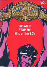 GREATEST TOP 10 HITS OF THE 80's VOL.2 PIANO/V/GUITAR MUSIC BOOK MADONNA/JACKSON