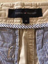"Mens Tommy Hilfiger Shorts 34""."