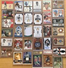 AUTOGRAPH/JERSEY/RELIC BASEBALL CARD HOT PACK—GUARANTEED HIT!