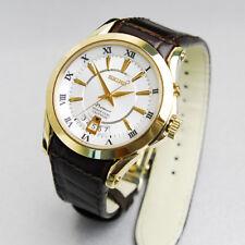 Seiko reloj hombre Premier Snq118p1 calendario perpetuo zafiro