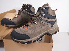 Hi ‑Tec Mens Altitude Lite I Waterproof Hiking Boots ‑ Brown - Size 11