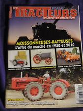 TRACTEUR n 14 farmall wd 9 articule origines du tracteur matrot  moissonneuses
