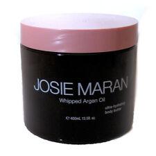 JOSIE MARAN Whipped Argan Oil Ultra-Hydrating Body Butter 13.5 oz Jar UNSCENTED