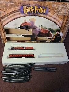 Harry Potter Hogwarts Express BACHMAN HO/OO Electric Train Set READ DESCRIPTION