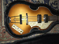 Hofner 500/1 Cavern 61 Beatle Bass Guitar Made In Germany Excellent