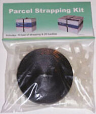 80 ft LRG Postal Parcel Strapping Kit Camping Business Mailing Supplies