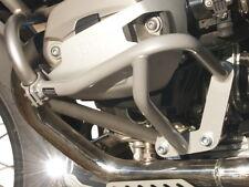 Paramotore Crash Bars HEED BMW R 1200 GS Adventure (2006-2012) - Basic argento