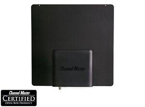 Channel Master SMARTenna+ Amplified Indoor TV Antenna Active Steering CM-3001HD