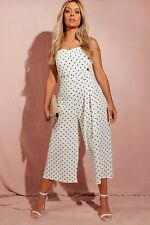 fbfbf892470d1 Boohoo Plus Size Jumpsuits, Rompers & Playsuits for Women for sale ...