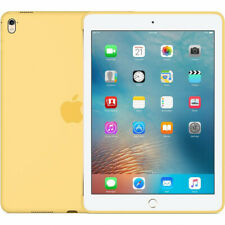 Authentic Apple - Yellow Silicone Case for 9.7-inch iPad Pro + Air 2 - Brand New