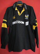 Maillot Rugby London Wasps Canterbury Ericsson Londres vintage – XL