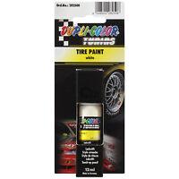 Dupli Color Lackstift Reifenstift uni geblistert 12ml Tire Paint white weiß