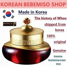 Made in Korea The History of Whoo lntensive Revitalizing Cream 50ml