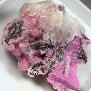 Cobalt Dolomite Tsumeb Namibia Mounted Mineral Display Specimen Ex John Shaw