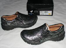 Nurse Mates LONDON PRISM Pillowtop Nursing Shoes Women's Size 8 M Slip Resistant