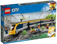 BNIB LEGO 60197 CITY Passenger Train set - LIMITED STOCK!