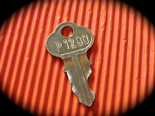 Cabinet Master Key for ROCK-OLA Jukebox #P1200 -Suits Many Models-Rockola!