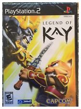Legend of Kay Ps2 Sony PlayStation 2 Brand New Sealed Free US Shipping Nice