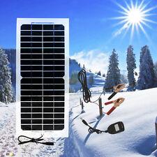 12V 10W semi-flexible monocrystalline silicon solar cell photovoltaic panels