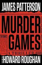 Murder Games by James Patterson (2017, Hardcover)