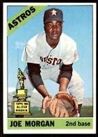 1966 Topps Joe Morgan Houston Astros #195