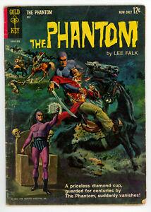 JERRY WEIST ESTATE: THE PHANTOM #3 (VG) & 18 (VG) (Gold Key/King 1963-66) NR