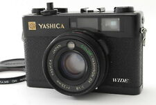 *Excellent+++++* Yashica Electro 35 CCN WIDE Rangefinder Camera  From Japan #173