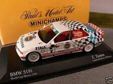 1/43 Minichamps BMW 318i World Cup Monza 1993 T. Tassin 434932307
