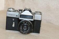 appareil photo ZENIT-E (objectif industar-50-2, 3,5 /5.0)